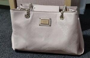 Authentic Pink Guess Handbag