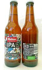 Cerveza MAHOU IPA. 2019 33cl. Beer EMPTY Bottle. Bier LEERE Flasche Biere VIDE(E