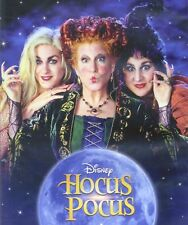 Hocus Pocus 1993 Disney PG Halloween witches comedy movie, new DVD 25th Anniv Ed