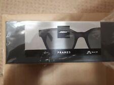 Bose Frames Alto Audio Sunglasses - Black