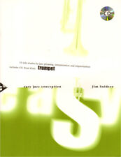 Jim Snidero Easy Jazz Conception Trompete Trumpet Noten mit Play-Along CD