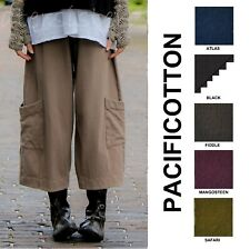 e85e7b8546 PACIFICOTTON Bryn Walker Pacific Cotton CASBAH PANT Pocket 1X 2X 3X SPRING  2019