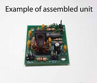 VFO amplifier for HF Amateur Transceiver