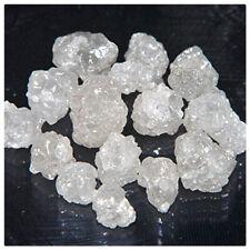 10.00 Carats SILVER Color Natural Uncut Raw ROUGH DIAMONDS