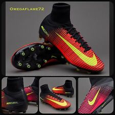 Sz 9 Nike Mercurial Superfly V AG Pro Football Boots 831955-870 100% Genuine
