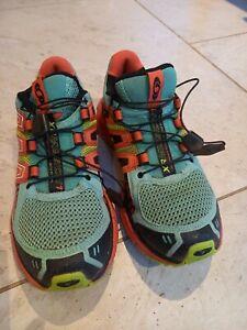 Salomon XR Mission Ladies Women's Running Trainers Shoes Size UK5.5 eur 38.5 US7