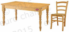 Country 7 Pieces Table & Chair Sets