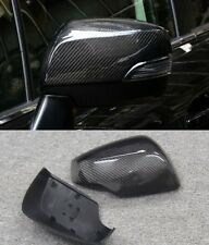 Replacement Carbon Fiber Side Mirror Cover For subaru XV Forester 2014 2015 2016