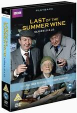 Last of the Summer Wine: The Complete Series 21 and 22 [DVD]