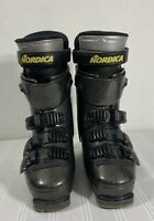 Nordica Syntech F8 Grey Ski Boots Size 25.0-25.5 290mm