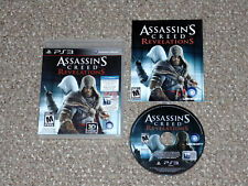 Assassin's Creed: Revelations Sony PlayStation 3 PS3 Complete