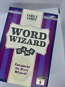Word Wizard Board Game