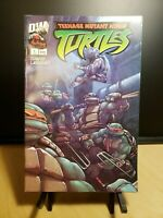 Teenage Mutant Ninja Turtles #1 Dreamwave (2003) Pat Lee Gatefold Cover! TMNT