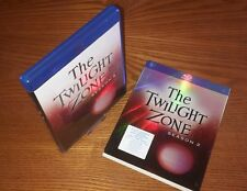 THE TWILIGHT ZONE Season 2 4disc Blu-ray US import region a (rare OOP slipcover)