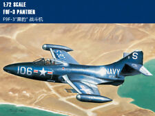 F9F-3 Panther 1/72 aircraft Hobbyboss model plane kit 87250