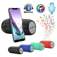 Bluetooth Speaker Wireless Extra Bass Portable Indoor Outdoor Stereo Loudspeaker