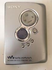 More details for sony walkman wm-fx521 personal cassette player, am/fm radio - read description