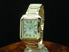 Cartier Tank Anglaise 18kt 750 Gold unisexuhr Incl. box & papiers/ref w5310003