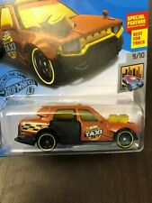 HOT WHEELS TIME ATTAXI HW METRO 9/10 SPECIAL FEATURE BEST FOR TRACK
