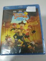 Tadeo Jones 2 El Secreto del Rey Midas - Blu-ray + Extras Nuevo - 5T