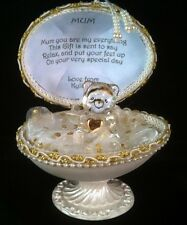 Mother of the Bride thank you gift Wedding day treasured personalised  #10