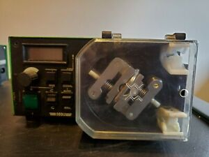 Watson Marlow peristaltic pump 502E