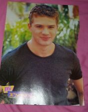Ryan Phillippe Sexy Jeff Timmons 98 Degrees Pin up Clipping Teen Magazine