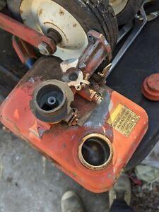 Briggs and Stratton 2HP Gas/Fuel Tank and Carburetor Mini Bike