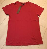 Tigha Damen T-Shirt Jule western Beet Größe S