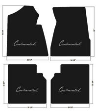 Floor Mats Carpets For 1962 Lincoln Continental For Sale Ebay