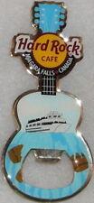 Hard Rock Cafe NIAGARA FALLS CANADA 2011 GUITAR MAGNET Bottle OPENER Maid Mist
