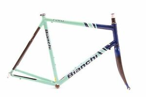USED 2005 Bianchi Giro 63cm Easton Ultra Lite Aluminum / Carbon Road Bike Frame