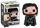 Funko Pop Vinyl Figura de acción Game Of Thrones Daenerys JON NIEVE Lobo Con