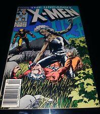 🌟🌟Uncanny X-Men #216(Marvel, Apr 1987)Claremont, Wolverine/Storm VG/F🌟🌟