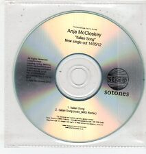 (ET316) Anja McCloskey, Italian Song - 2012 DJ CD