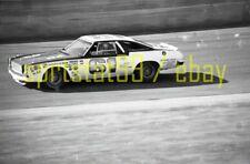1973 Clarence Lovell - Nascar Daytona 500 Qualifier Race #2 - Vintage Negative