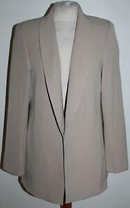 Beige Dressage by Paul Costelloe Blazer Jacket - size 12 and New