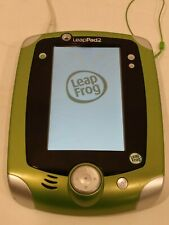 Leap Pad 2 Green Learning Tablet For Children (32610) with Stylus & Headset