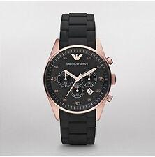 Runde nicht wasserbeständige Armbanduhren mit Chronograph