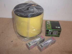 OEM Honda Air Oil Filter Spark Plugs Tune up kit TRX680 TRX 680 Rincon FA FGA