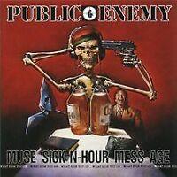 Muse Sick-N-Hour Mess Age von Public Enemy | CD | Zustand gut
