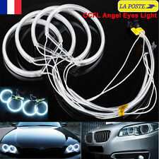 4x CCFL Halo Rings Angel Eyes Phare Feux Ampoules Blanc pour BMW E36 E38 E39 E46