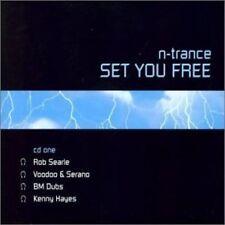 N-Trance set you free-cd1 (2001) [Maxi-CD]