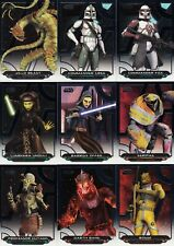 Star Wars Reborn 2018 Topps Series 2 Complete Base Card Set Of 200