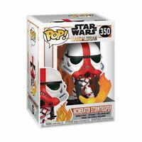 Star Wars: The Mandalorian - Incinerator Stormtrooper Pop! Vinyl-FUN45542-FUNKO