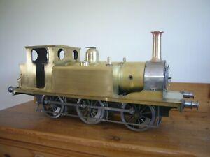 "5"" Gauge Boxhill Live Steam Locomotive requires finishing. Live Steam Locomotive"
