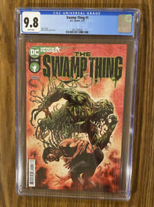 Infinite Frontier Swamp Thing #1 (05/21) DC Comics Becoming Part 1 CGC 9.8 🔥 🔑