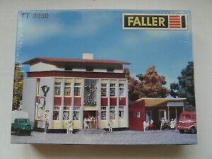 Faller 3050 293050 Spur TT Bausatz Postamt Post Gebäude + Wartehalle Haltestelle