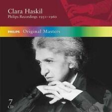 Clara Haskil: Philips Recordings, 1951-1960 (CD, Sep-2006, 7 Discs, Philips)