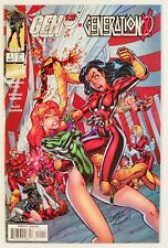 Gen 13 / Generation X 1 (1997) J Scott Campbell Variant cover B